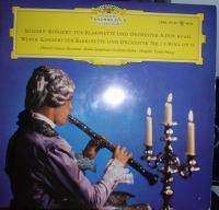 Mozart en Weber: klarinet